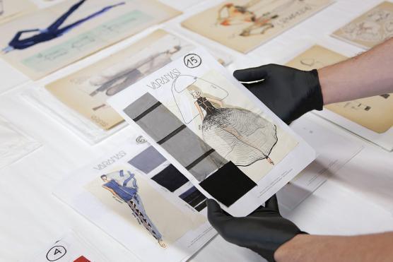 Ida Vara W1B 0 Impulsan La Creación Del Museo Argentino De Diseño - Interes General