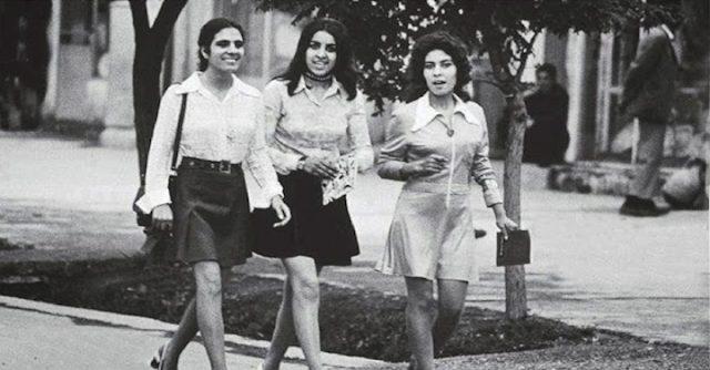 Mujeres Afganistan Mujeres Afganas En Minifaldas En Los Años 70 - Interes General