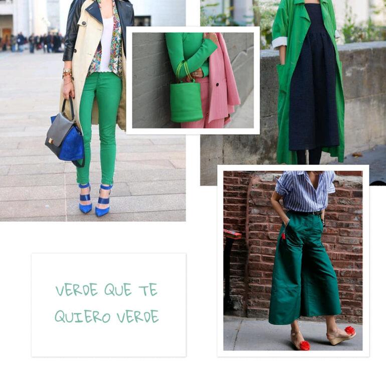 Verde 1 Tendencias 2022: Verde Que Te Quiero Verde - Moda Y Diseñadores Textil E Indumentaria