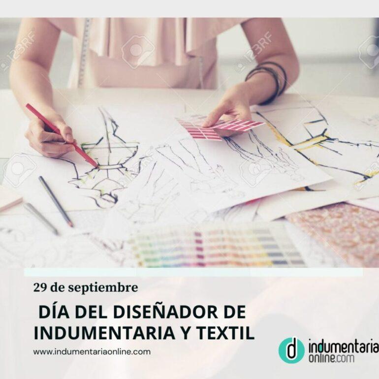 1 Hoy Se Conmemora El Día Del Diseñador De Indumentaria Y Textil - Noticias Breves