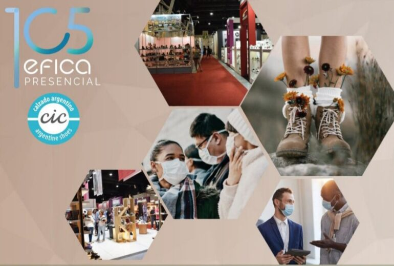 20210903 193810 Efica, La Muestra De Calzado Argentino Vuelve A Estar Presente - Eventos Calzado, Cuero