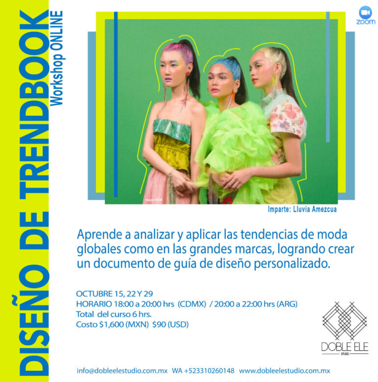 Flyer Insta Diseño De Trendbook - Eventos Calzado, Cuero