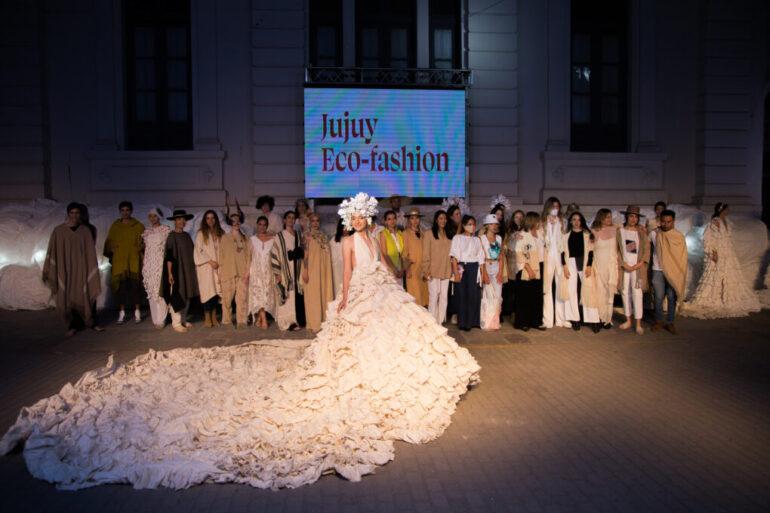 Jujuy Eco Fashion La Moda Sostenible Tuvo Su Pasarela En Jujuy - Noticias Breves