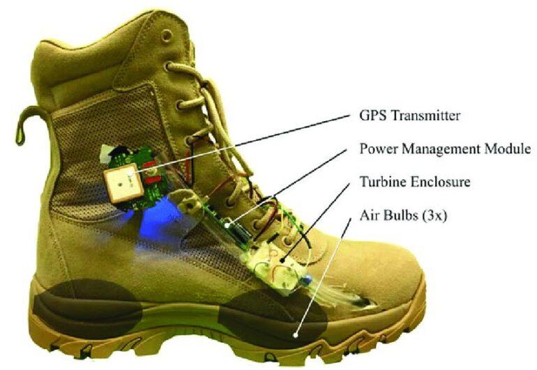 Mit Shoes Se Desarrolla Un Calzado Que Genera Energía - Empresas Calzado, Cuero