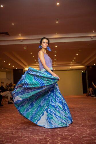 Whatsapp Image 2021 09 09 At 15.10.29 &Quot;Ayala Andina&Quot;: Combinación Del Diseño Textil Y De Moda - Moda Y Diseñadores Textil E Indumentaria
