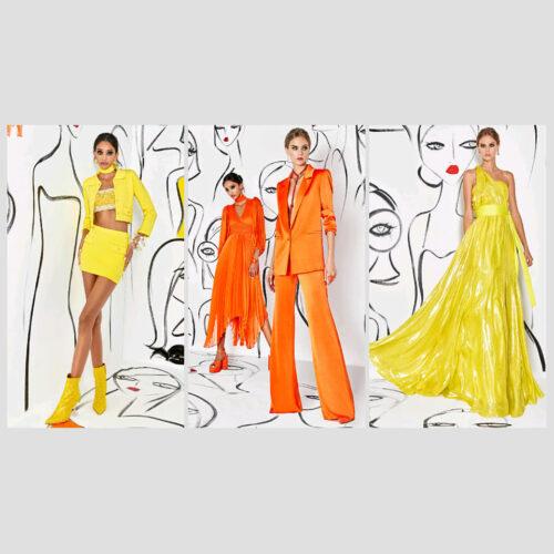 Aklice 2 Amor Por El Color - Moda Y Diseñadores Textil E Indumentaria