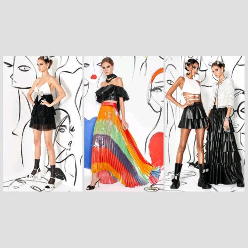 Alice 5 Amor Por El Color - Moda Y Diseñadores Textil E Indumentaria