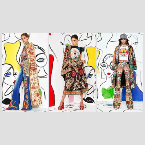 Alice 9 Amor Por El Color - Moda Y Diseñadores Textil E Indumentaria