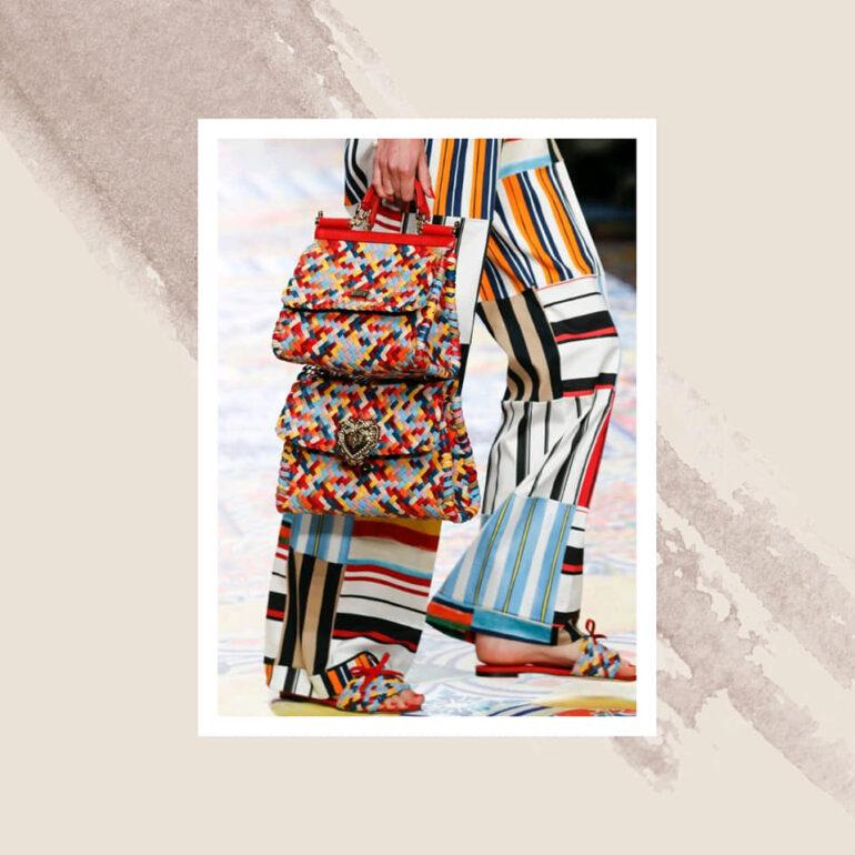 Pack 6 Microtendencia 2022: Patchwork - Tendencias 2021/2022 En Textil E Indumentaria