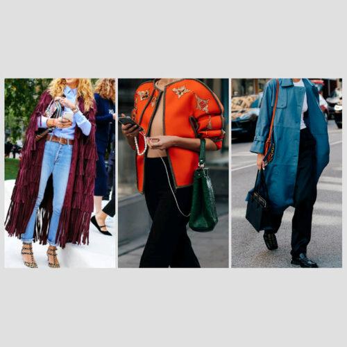 Street 9 Tendencias 2022: Streetstyles De Las Semanas De La Moda - Tendencias 2021/2022 En Textil E Indumentaria