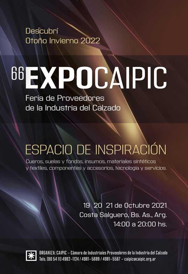 Expocaipic: Desarrollos Y Propuestas Para La Industria Del Calzado Y Marroquinería - Noticias Breves