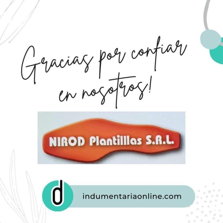 Nirod Plantillas Gracias Proveedores Para La Industria Del Calzado - Noticias Breves