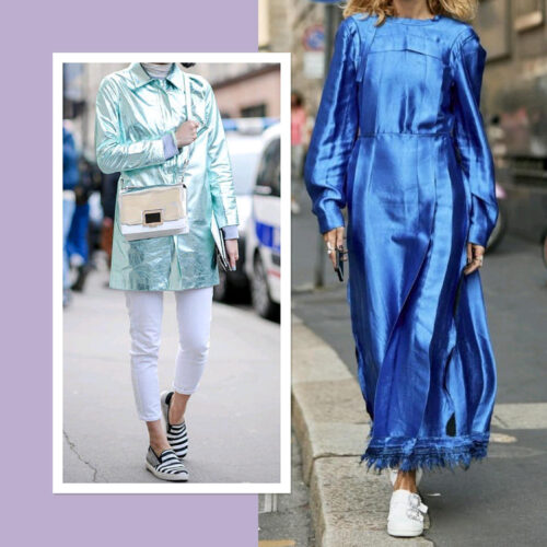 Brillo 6 Tendencias 2022: Metalizados De Color - Tendencias 2021/2022 En Textil E Indumentaria