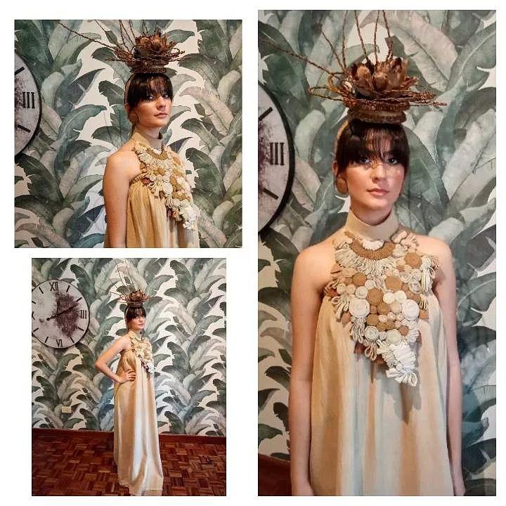 Laura Custidiano Moda Con Tintes Naturales - Noticias Breves
